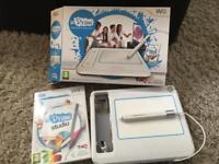 Wii draw studio