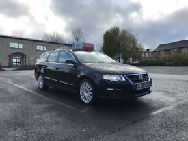 2008 Volkswagen Passat 1.9 TDI Highline 5dr LOW WARRANTED MILES.FSH.3 KEYS