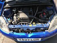 Toyotota yaris 2001 1.0 litre