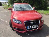 Audi A3 2.0 TDI 170 Sportback AUTO 2009 with 42k Low Miles,