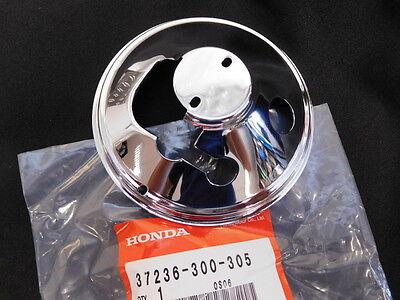 Honda CB 750 Four K0 K1 K2 Abdeckung Chromplatte Tachometer chrome