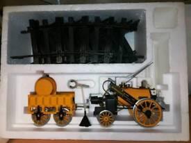 Hornby stephensons rocket Live steam engine