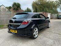 Vauxhall Astra Sri automatic very low mileage