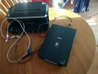 Canon ip2600 printer and canonLiDe100 Scanner