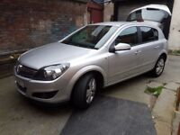 VAUXHALL ASTRA FUEL TIPE:PETROL COLOUR: SILVER DATE REGISTERED:1 March 2009 MILEAGE: 47.442 MOT:1400