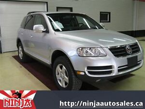 2004 Volkswagen Touareg V6 CLEARANCE PRICED TILL MAY 1/17