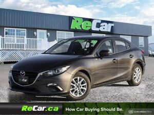 2016 Mazda 3 GS HEATED SEATS | BACK UP CAM