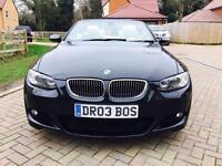 BMW 330d M Sport 2008