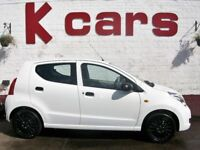 £20 ROAD TAX LOWEST INSURANCE POSSIBLE SUZUKI ALTO 1.0 5-DOOR FULL SERVICE HISTORY 12 MONTHS MOT