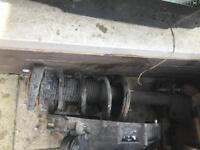 subaru impreza wrx 2.0 front suspension shockers