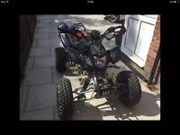 Quad rd legal 64 plate swap for best mountain bike plus cash which ever way