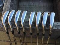 Mizuno MX25 forged irons