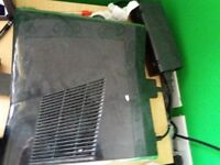 Xbox 360 with all cables and 6 games