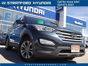 2015 Hyundai Santa Fe Sport 2.4 Premium | 1 OWNER | ALL WHEEL DR