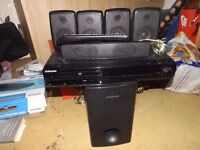 samsung surround sound dvd player
