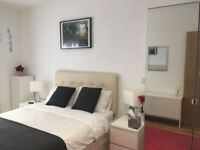 One bedroom serviced apartment in Salford Quays
