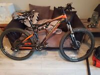 Boardman Mountain Bike Team Full Suspension 27.5 frame 2016 edition