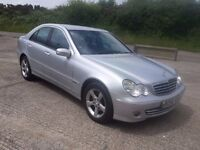 2006 mercedes c220 cdi automatic avantgarde diesel excellent conditon throughout great drive