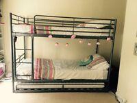 IKEA BUNK BED FRAME LIKE NEW