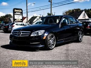 2011 Mercedes-Benz C-Class C350 NAVIGATION PRICED REDCUED!!  CAL