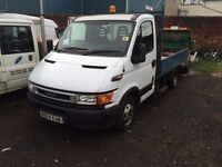iveco daily tipper 04 , £ 2495 ono