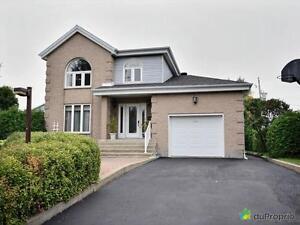 323 000$ - Maison 2 étages à vendre à Beauharnois (Maple Grov