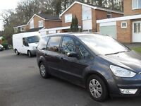 FORD GALAXY 1.8 TDCI 7 SEATER DIESEL 2009 NEW SHAPE 1 OWNER LOADS OF HISTORY