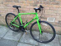 Trek commuter bike nearly new