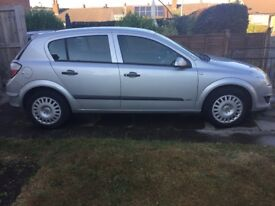 Vauxhall Astra, priced to sell!! Excellent on fuel, cheap tax