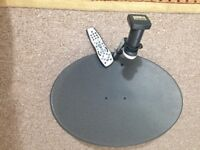 SKY dish with SKY box and remote control. Everything in perfect working order