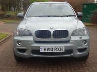 BMW X5 3.0 XDRIVE 30D M SPORT 5d AUTO 232 BHP ++ M SPORT ++ 7 SEATS HUGE SPECS