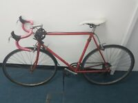 Vintage Raleigh Road Bike