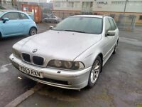 BMW 530D touring for Repair or Spares - Blown turbo