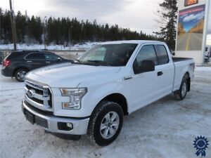 2015 Ford F-150 XLT SuperCab 4X4 w/6.5' Box, 5.0L V8 Gas