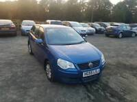 Polo SE 1.4L 2005 new shape long mot full service history excellent condition