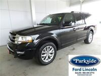 2015 Ford Expedition Max Limited Max (Extended) 4WD 8 Psg 3.5 Ec