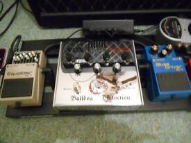 Vox Guitar FX Pedal