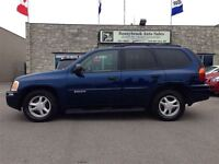 2004 GMC Envoy SLE 4X4 COMES FULLY MECHANICALLY SAFETY CERTIFIED