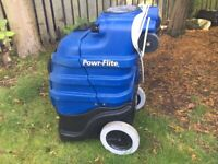 Powr-flite industrial carpet cleaning machine pfx1080 £495