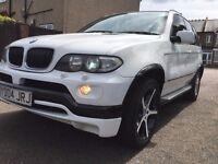 BMW X5 3l Petrol (Custom Paint + Kit)