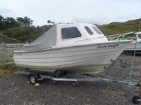 Atlantic Fisher 480 Cuddy/Fishing Boat
