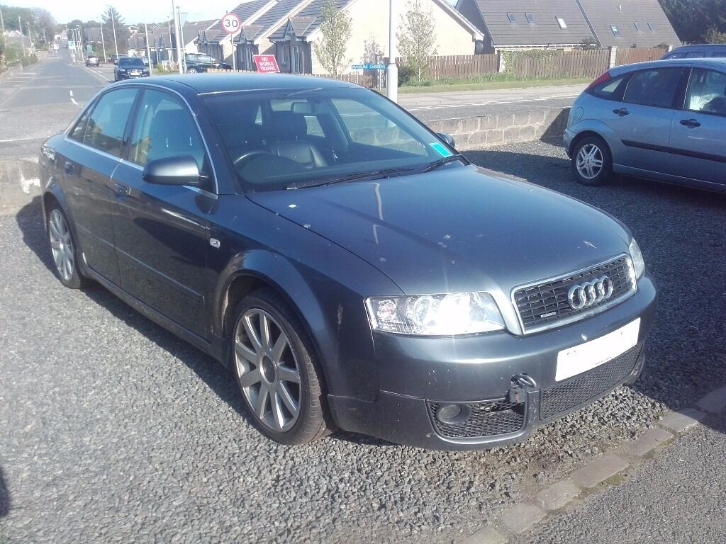 2002 Audi A4 B6 3 0 Asn Quattro Sport S Line Breaking For Parts Spares In Angus Gumtree