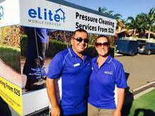 ELITE PRESSURE CLEANING FRANCHISE Redcliffe Redcliffe Area Preview