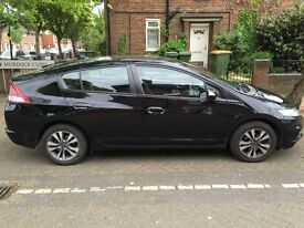 2012 Honda Insight 1.3i Hybrid - PCO Registered/Uber Ready, low mileage 56,000, Automatic