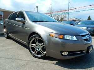 2007 Acura TL PREMIUM | LEATHER.ROOF | BLUETOOTH | LOW KM