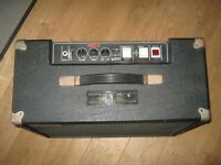 Session 15:30 Rare sessionette guitar recording amp from 1979