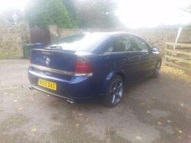 Vauxhall vectra 3.0 v6 cdti sri 230bhp sat nav