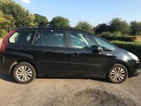 Citreon c4 grand Picasso 7 seater