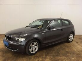 BMW 120I SE AUTO 2007 with Finance Available even if you have been recently declined
