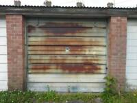 Garage for rent close to yeovil centre
